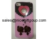 Glass with heart, Hot Sales Cell Phone Cases