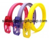 hottest candy flavor silicone belts