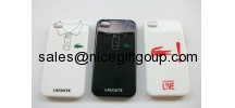 LACOSTE IMD PC hard phone cases