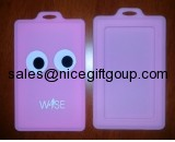 Silicone Luggage Tag/Silicone luggage label