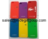 LACOSTE Silicone Phone Cases, Colorful Life